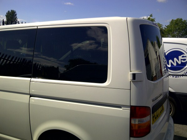 VW T5 /T6 LWB &SWB rear quarter blanking panel